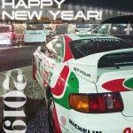 【謹賀】A Happy New Year! 2019【新年】